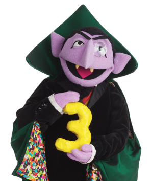 Count 3